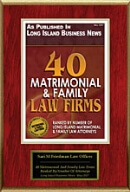 Long Island Business News 40 Matrimonial and Family Law Firms